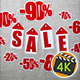 Sale With Percentages - VideoHive Item for Sale