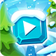 Christmas Winter Frozen Game Pack 1 - GraphicRiver Item for Sale