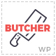 Butcher - Meat Shop Woocommerce WordPress Theme - ThemeForest Item for Sale