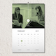 Modern Minimal Calendar Template - GraphicRiver Item for Sale