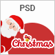 Christmas & New Year PSD Template Nulled