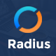 Radius- Coaching & Business PSD Template - ThemeForest Item for Sale