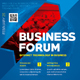 Business forum - GraphicRiver Item for Sale