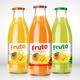 Juice Label Template