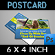 Cleaning Services Postcard Template Vol.2 - GraphicRiver Item for Sale