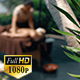 Relaxing Massage near Pool - VideoHive Item for Sale