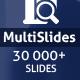 MultiSlides Powerpoint Presentation Template - GraphicRiver Item for Sale