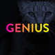 GENIUS - Ambitious Coming Soon Template - ThemeForest Item for Sale