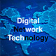 Digital Network Technology - VideoHive Item for Sale