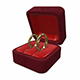 Gold rings - 3DOcean Item for Sale