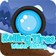 Rolling Tires : Winter Edition XCode IOS Endless Addictive Project