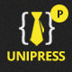 Unipress Education PSD Template Nulled