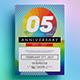 Anniversary Invitation 02 - GraphicRiver Item for Sale