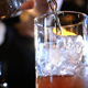 Pouring Alcohol Liquid Soda In Cocktail - VideoHive Item for Sale