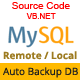 Auto Backup MySQL with VB.Net Source Code - CodeCanyon Item for Sale