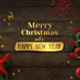 6 Christmas Greeting Cards - VideoHive Item for Sale