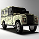 Land Rover 1990 - 3DOcean Item for Sale