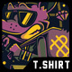 World Chaos T-Shirt Design - GraphicRiver Item for Sale