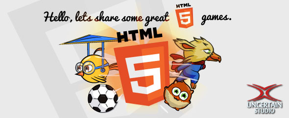 Lets share some html5 games