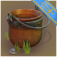 Camp Fire Cauldron - 3DOcean Item for Sale