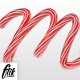 Candy Cane Greetings - VideoHive Item for Sale