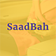 SaadBah - Responsive Email Template + Stampready Builder
