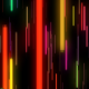 Colorful Neon Lamps Flight VJ Loop - VideoHive Item for Sale