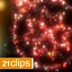 Christmas Sparkling Elements - VideoHive Item for Sale