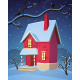 Winter House - GraphicRiver Item for Sale