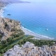 Palm Beach Preveli In Crete Greece - VideoHive Item for Sale
