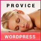 Provice WordPress Landing Page Theme - ThemeForest Item for Sale