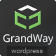 GrandWay - Clean and Professional Theme for WordPress Nulled