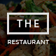 The Restaurant - Restauranteur & Catering Theme - ThemeForest Item for Sale
