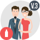 Download Mr&Mrs Explainer from VideHive