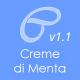 Creme Di Menta - Responsive WordPress Blog Nulled