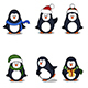 Penguins Collection - GraphicRiver Item for Sale