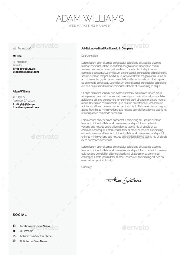 simple resume cv bundle volume 2 by paolo6180 graphicriver