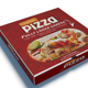 Pizza Box Template - GraphicRiver Item for Sale