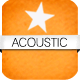 Acoustic Inspiration - AudioJungle Item for Sale