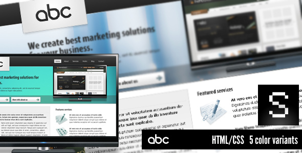 abc business theme - Creative Site Templates