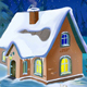 Small House in a Beautiful New Year's Eve - VideoHive Item for Sale