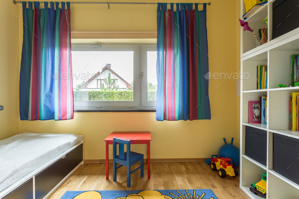 Modern room for a child - Stock Photo - Images