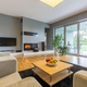 Download Modern room with balcony from PhotoDune