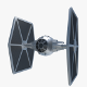 Star Wars TIE-Fighter - 3DOcean Item for Sale