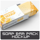 Soap Bar Package Mock-Up - GraphicRiver Item for Sale