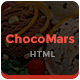 ChocoMars - E-commerce Bootstrap Template Nulled