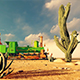 Locomotive Rides in The Park - VideoHive Item for Sale