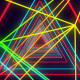 Neon Triangulation - VideoHive Item for Sale