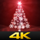 Glittering Christmas Tree - VideoHive Item for Sale