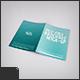 Bi-Fold Brochure Mock-Up